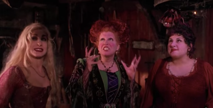This One Change Made 'Hocus Pocus' An Entirely Different Movie, According To Kathy Najimy
