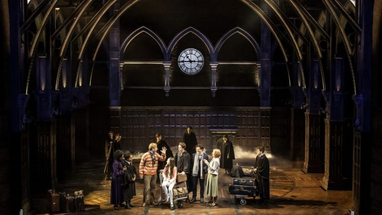 How Harry Potter grew up, became a dad and took his final encore