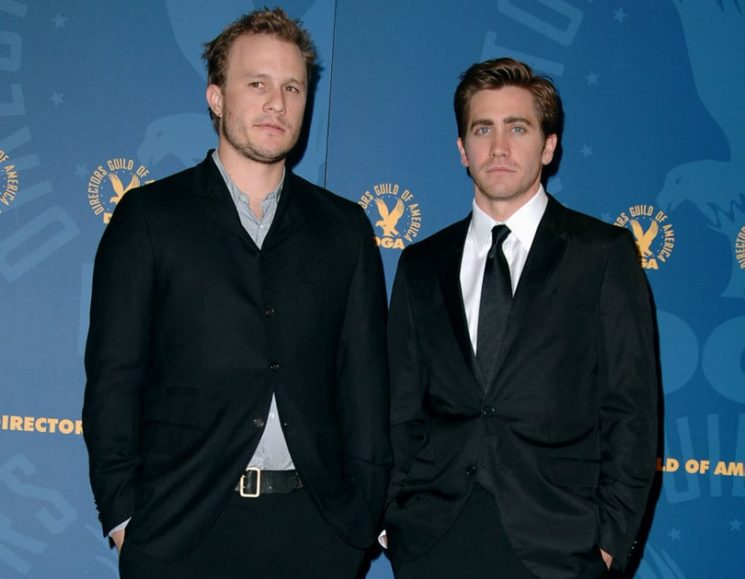 """Jake Gyllenhaal Gets Candid About Heath Ledger's Death: """"It Affected Me in Ways I Can't Put Into Words"""""""