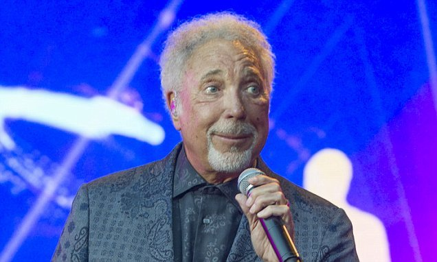Sir Tom Jones, 78, cancels ANOTHER gig due to bacterial infection