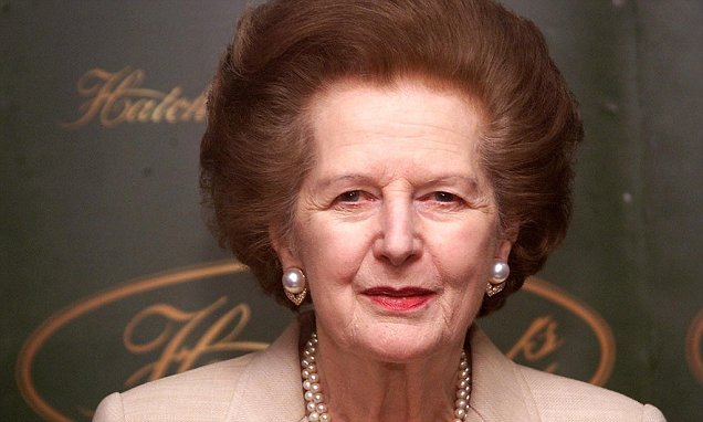 Thatcher toned down historic Bruges speech to avoid offending Europe