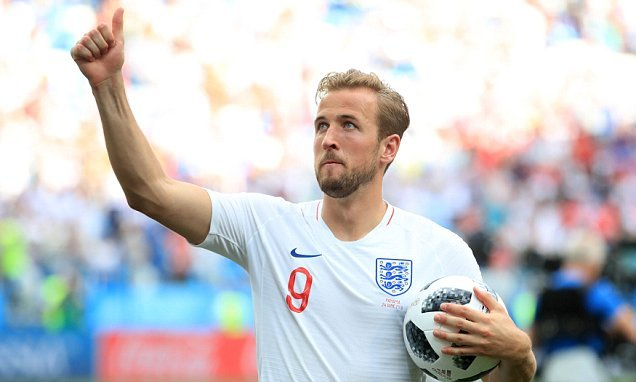 England's Harry Kane can return home a hero with Golden Boot crown