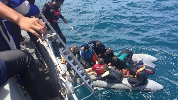 Thailand boat capsize leaves dozens dead