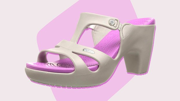 Why Those High-Heel Crocs Are Actually Selling Out