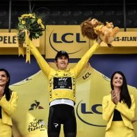 Geraint Thomas will win Tour de France on Sunday
