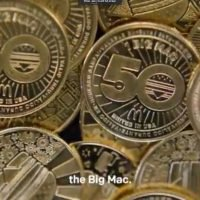 McDonald's marks 50th anniversary of Big Mac by launching its own currency