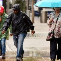 Light showers and clear spells across UK after washout weekend