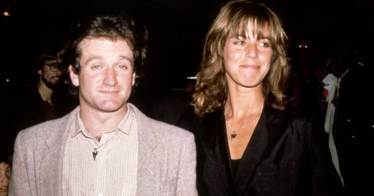 Robin Williams' first wife says she 'wanted' him to have other women in his life