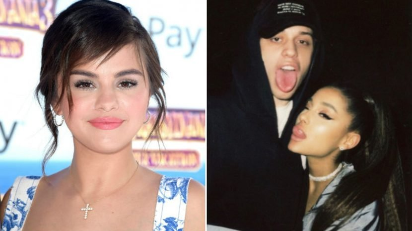 Selena Gomez's Comments On Ariana Grande & Pete Davidson's Engagement Proves She Loves Love
