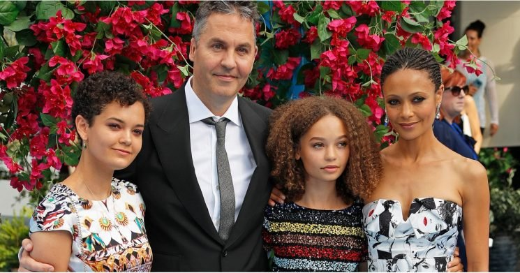 If You Thought Thandie Newton Was Gorgeous, Wait Until You See Her Daughters