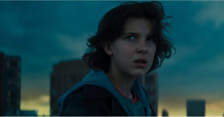 Millie Bobby Brown and Kyle Chandler Star in the First Godzilla: King of the Monsters Trailer