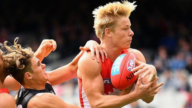 Swans lose Heeney and Rohan as Cats regain Scott Selwood