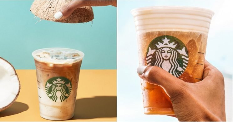 Starbucks Has 2 New Drinks on the Permanent Menu, and We're Gonna Need Both ASAP