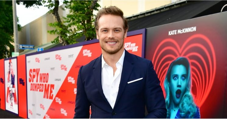 Yes, 52 Photos of Sam Heughan Posing on the Red Carpet Might Be a Bit Much — but You'll Love It Anyway