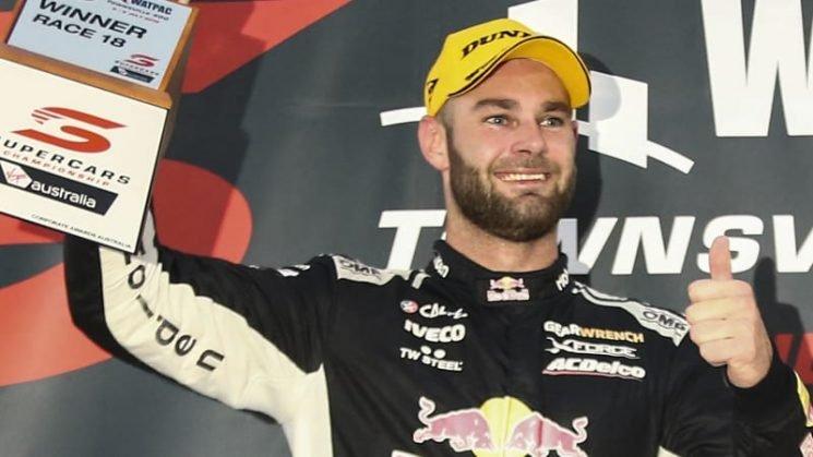 Van Gisbergen victory caps Red Bull dominance on Townsville circuit