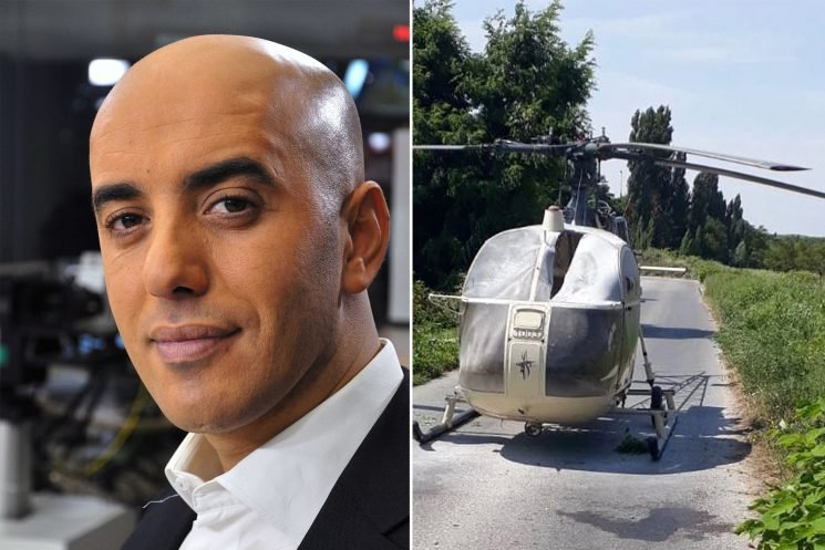 French gangster who escaped prison in helicopter is spotted near Paris