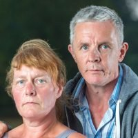 Jeremy Kyle couple claim they were 'humiliated and covered in spit' on ITV show