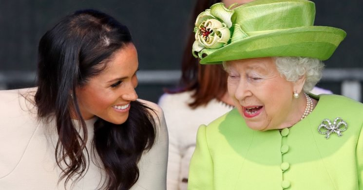 Queen bans Meghan Markle's favourite food from the menu at Buckingham Palace