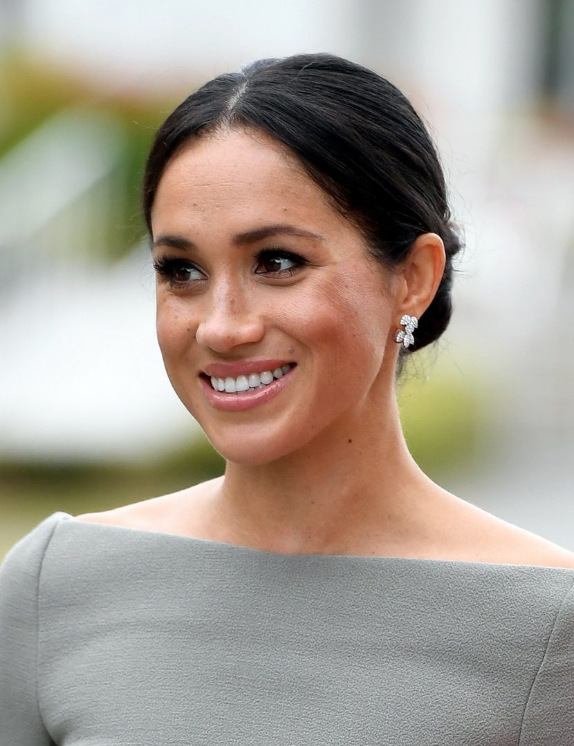 The Photos Of Meghan Markle's Signature Prove It's Gotten Fancier Since Becoming A Royal