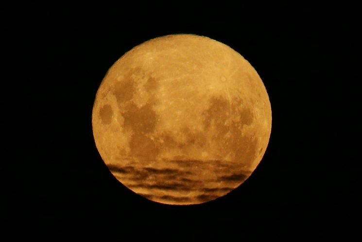 This Month's Full Moon Has 4 Different Names — And They Each Mean Something Different