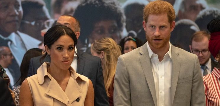 Meghan Markle And Prince Harry Plan U.S. Trip, With Visits To Obama Family