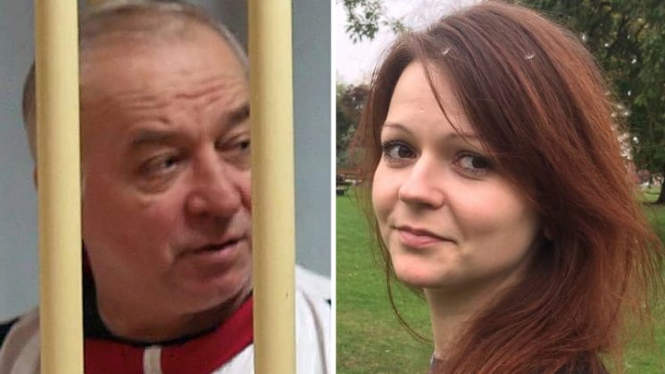 British police believe they know suspects in spy Novichok poisoning