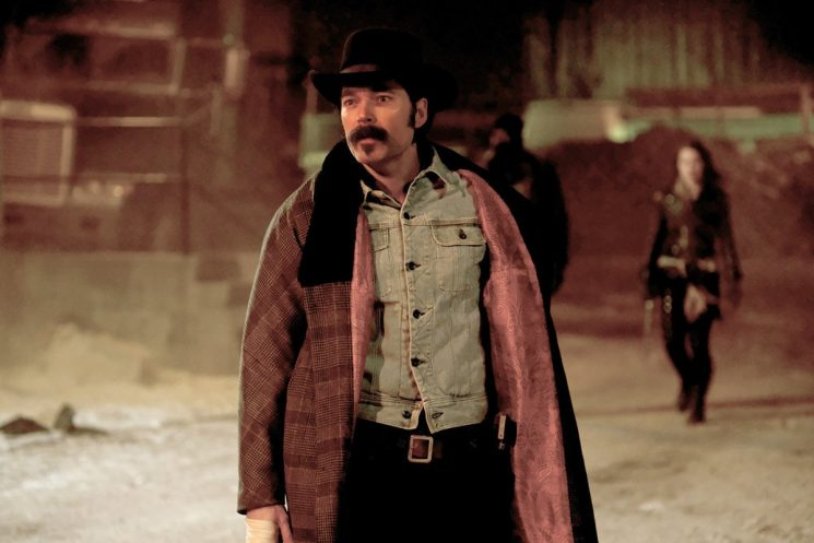 Sounds Like This Vampire Newcomer To 'Wynonna Earp' Has History With Doc
