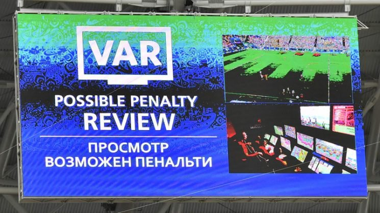 FIFA says VAR has improved World Cup decision making accuracy to 99.3%
