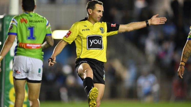 NRL teams hire ex-refs to coach players to 'cheat': Tallis