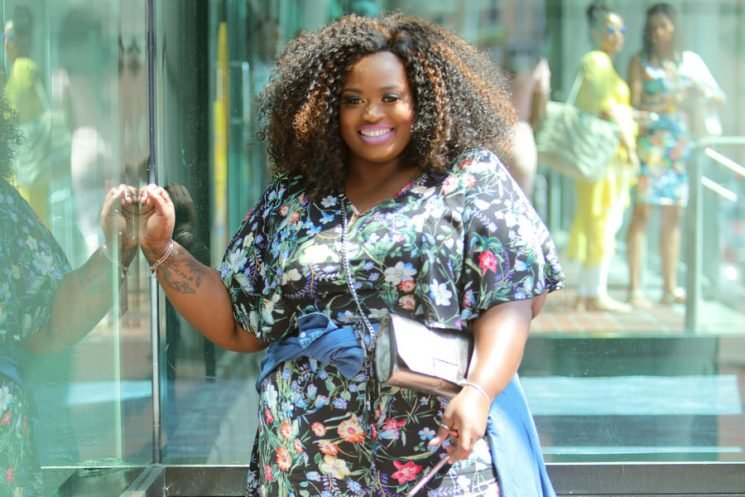 The Best Curvy Girl Street Style Looks at ESSENCE Fest 2018