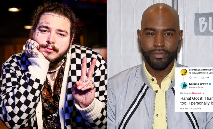 Karamo & Jonathan Had The PERFECT Response To Twitter Wanting Post Malone On 'Queer Eye'