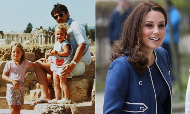 Kate learned Arabic and recited the Quran at nursery in Jordan