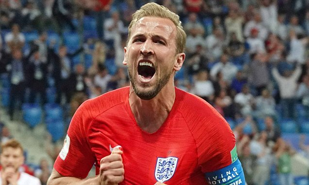 Three Lions goal machine Harry Kane: 'I can score in EVERY game'