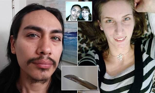 California man, 33, wanted for murder after DNA was found on sword