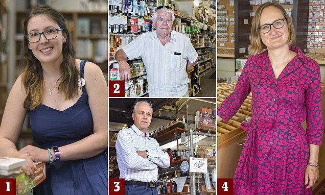The victims of the UK High Street bloodbath tell their stories