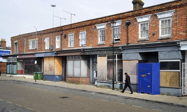 Daily Mail launches campaign to save Britain's high streets