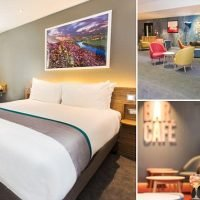 Budget hotel chain Travelodge launches new range of 'chic' rooms
