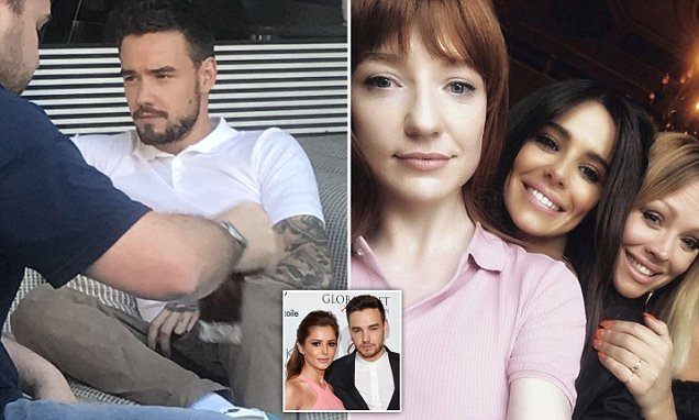 Liam Payne looks emotional one day before announcing Cheryl breakup