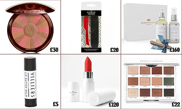 Artist Attracta Courtney Beauty Awards unveil their top products