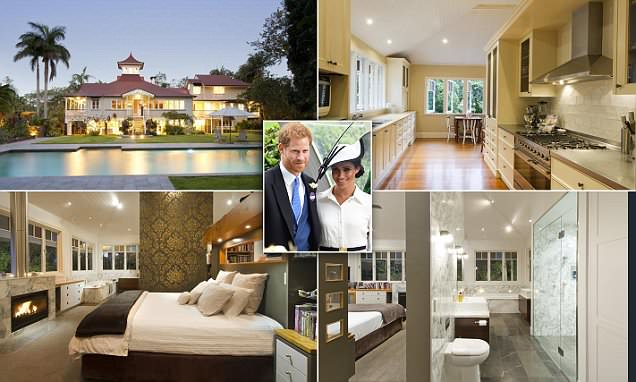 Is this where Prince Harry and Meghan Markle will stay in Australia?