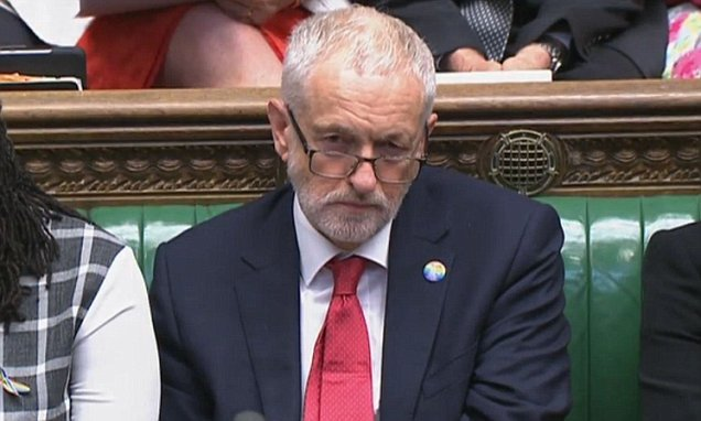 STEPHEN GLOVER: Why I fear this orgy of infighting means age of Corbyn