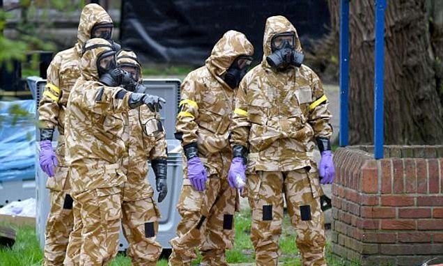 Novichok poisoning comes despite clean-up costing 'tens of millions'
