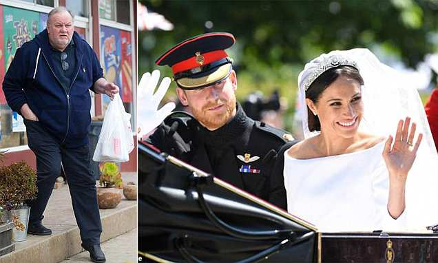 Thomas Markle fears he won't see Meghan or Harry again, friend claims