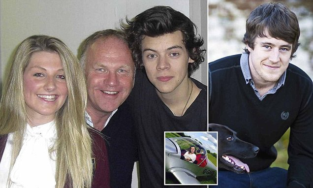 Plane crash that killed Harry Styles' flying instructor ruled accident