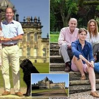 Ousted chatelaine of Castle Howard breaks her silence on the coup