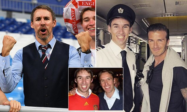 Gareth Southgate lookalike is a lawyer from Surrey