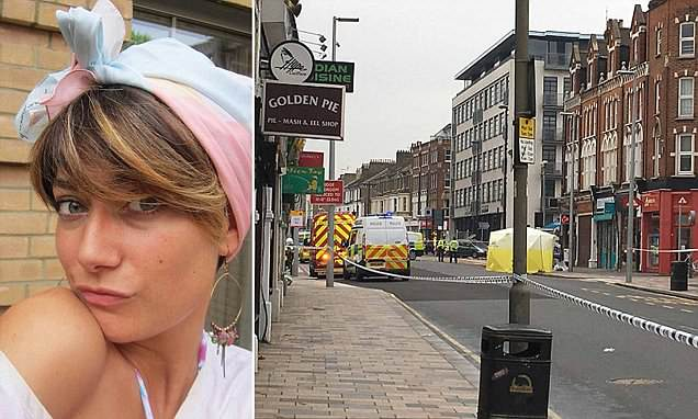 Pothole threw waitress, 32, into path of lorry that killed her