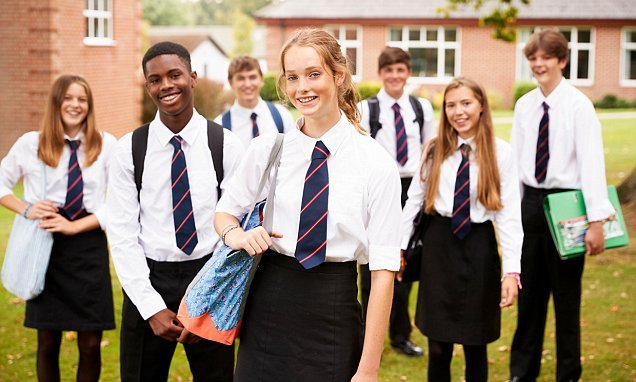 England state secondary school pupil numbers to rise by 14.7% by 2027