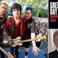 American Idiot climbs up UK charts in run-up to Trump's visit