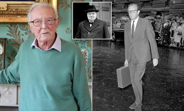 Lord Carrington dies a month after his 99th birthday